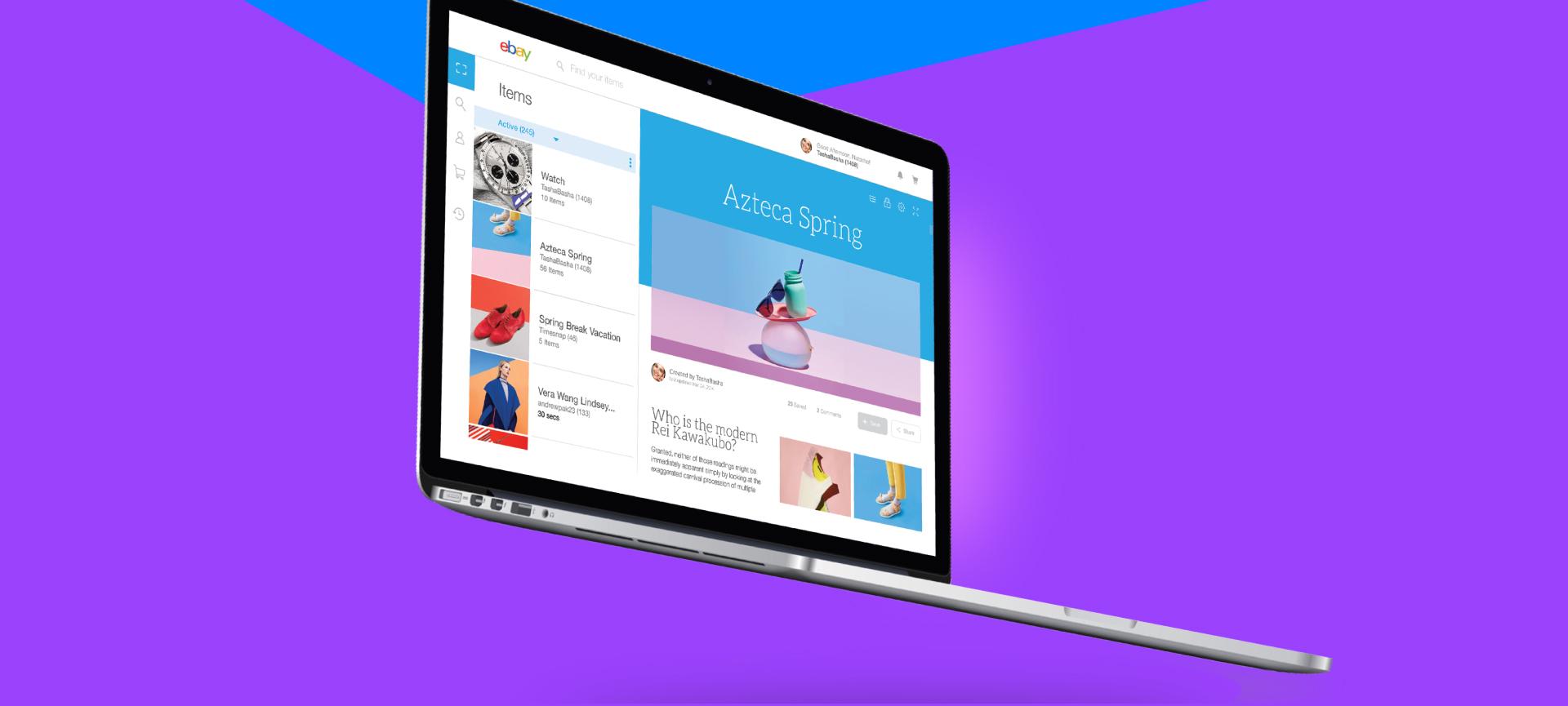 ebay Design System Library